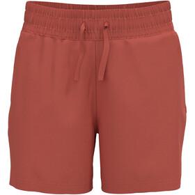 Odlo Halden Shorts Women, burnt sienna